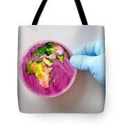 Worldwide Pandemic Tote Bag