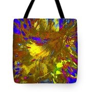 Wormhole Channel Tote Bag
