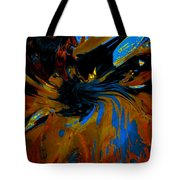 Wormhole Rupture Tote Bag
