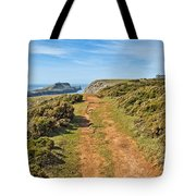 Worms Head Tote Bag
