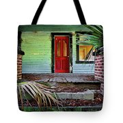 Worn Out Welcome Tote Bag