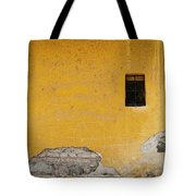 Worn Wall Tote Bag