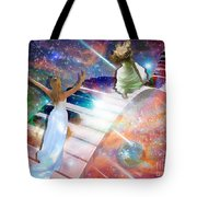 Worship In Spirit And In Truth Tote Bag