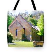 Worship In Wollombi Tote Bag