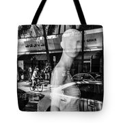 Worth Ave Reflections 0484 Tote Bag