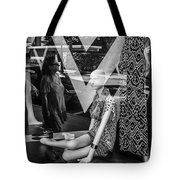 Worth Ave Reflections 0487 Tote Bag