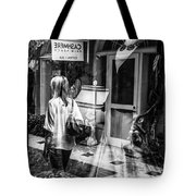Worth Ave Reflections 0509 Tote Bag