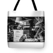 Worth Ave Reflections 0510 Tote Bag