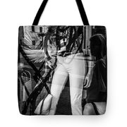Worth Ave Reflections 0519 Tote Bag