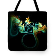 Wot's Going On In Ear Tote Bag