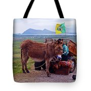 Would You Like A Ride In Ireland Tote Bag