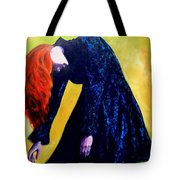 Wound Down Tote Bag