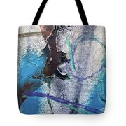Wounded Concrete Tote Bag