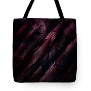 Wounded Lamb Tote Bag