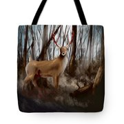 Wounded Wanderer Tote Bag