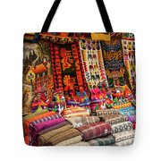 Woven Artistry  Tote Bag