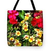 Wp Floral Study 1 2014 Tote Bag