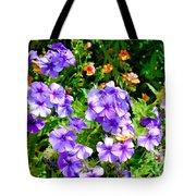 Wp Floral Study 2 2014 Tote Bag