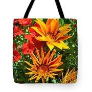 Wp Floral Study 5 2014 Tote Bag