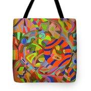 WR3 Tote Bag