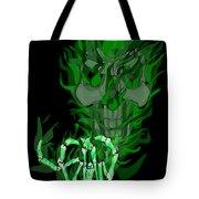 Wraith Tote Bag