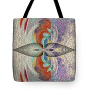 Wrap Oil Art Painting  Tote Bag