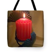 Wrapped In A Golden Glow Tote Bag