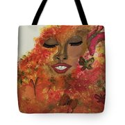 Wrapped In Bliss Tote Bag