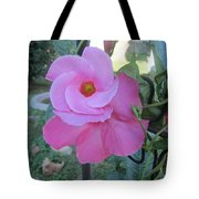 Wrapped In Circles Of Pink Tote Bag
