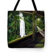 Wrapped In Paradise Tote Bag