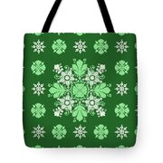 Wrapping Wallpaper Floral Seamless Tile For Website Vector, Repeating Foliage Outline Floral Western Tote Bag