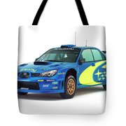 Wrc Racing Tote Bag