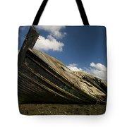 Wreck Hoo England Tote Bag