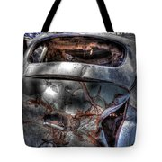 Wrecking Yard Study 2 Tote Bag