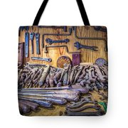 Wrenches Galore Tote Bag