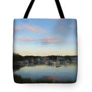 Wrentham Sunset Tote Bag