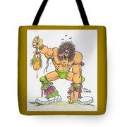 Wrestlemania Tote Bag