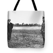 Wright Brothers, 1909 Tote Bag