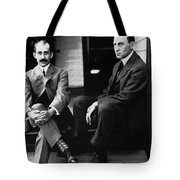 Wright Brothers Tote Bag