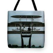 Wright Flyer Memorial Dayton Tote Bag