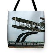 Wright Flyer Memorial Tote Bag