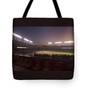 Wrigley Field At Dusk 2 Tote Bag