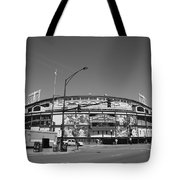 Wrigley Field - Chicago Cubs 21 Tote Bag