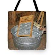 Wringer Washer Tote Bag