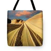 Written In Stone 4 Tote Bag