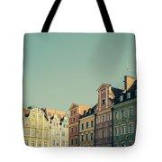 Wroclaw Architecture Tote Bag