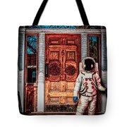 Wrong Address Tote Bag by Bob Orsillo