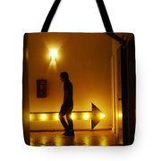 Wrong Way Tote Bag