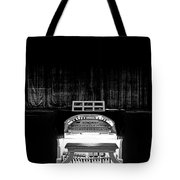 Wurlitzer Organ In The Lincoln Theatre Tote Bag