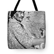 Wuzzie Northern Paiute Tote Bag
